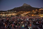 Moonstruck Concert at Camps Bay