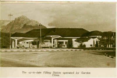 Pinelands BP Garage